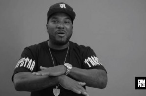 Jeezy Talks $2 Million Of Real Cash Was On His TM 101 Album Cover (Video)