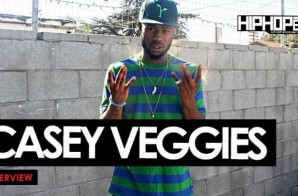 """Casey Veggies Talks His Upcoming Album 'Live & Grow', His Role In The Film 'DOPE', """"Peas & Carrots"""" & More With HHS1987 (Video)"""