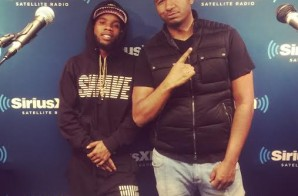 """Tory Lanez Freestyles On DJ Suss One's """"The Feature Presentation"""""""