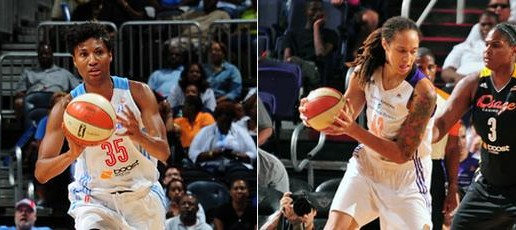 Win 2 Tickets To Catch The Atlanta Dream & Angel McCoughtry Face The Phoenix Mercury & Brittany Griner TODAY