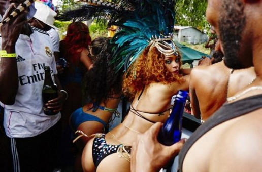 Rihanna Gives Us More Reasons To Love Her During The Crop Over Summer Festival In Barbados (Video)