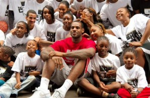"""Lebron James & University of Akron Will Fund """"I Promise"""" Student With 4 Year Scholarships"""