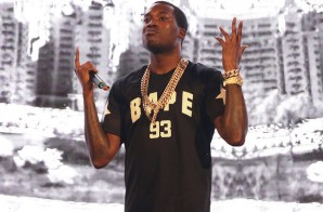 Meek Mill Disses Drake in Charlotte, NC During Performance (Video)