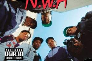 N.W.A. Lands First Top 40 Hit On Billboard's Hot 100