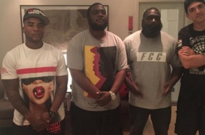 Charlamagne Tha God & Andrew Schulz Interviews OBH's AR-AB and Dark Lo On The Brilliant Idiots Podcast (2 Hour Audio)
