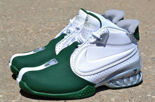 "Nike Zoom Vick II ""New York Jets"" (Photos)"