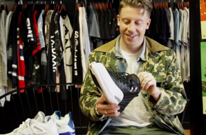 Macklemore Goes Sneaker Shopping With COMPLEX (Video)