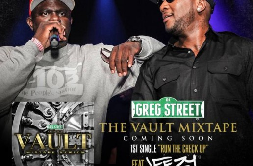 Greg Street x Jeezy – Run The Check (Prod. by Childish Major)
