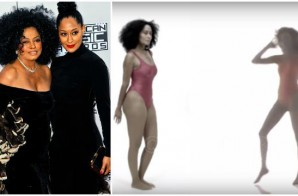 Tracee Ellis Ross Recreates One Of Her Mom's Music Videos
