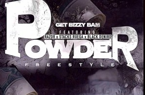 Get Bizzy Bam – Power Freestyle Ft. Razor, Stacks Ruega & Black Deniro