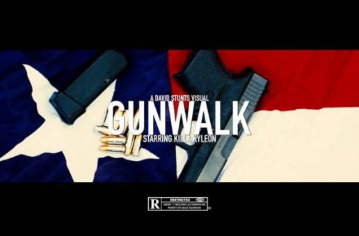 Killa Kyleon – Gun Walk (Video)