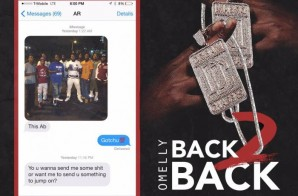 Omelly – Back To Back Freestyle