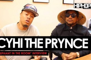 "Cyhi The Prynce Clears The Air On His Record ""Elephant In The Room"", Talks Kayne West, His New Album, Hip-Hop's Role In Black Lives Matter & More With HHS1987 (Video)"