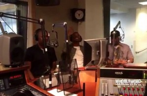 F. Gary Gray, Ice Cube, & Straight Outta Compton Cast Sit Down w/ DJ Whoo Kid (Video)