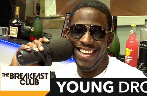Young Dro Sits Down With The Breakfast Club (Video)