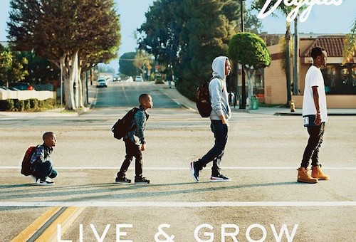 "Casey Veggies Releases Debut Album, ""Live & Grow"""