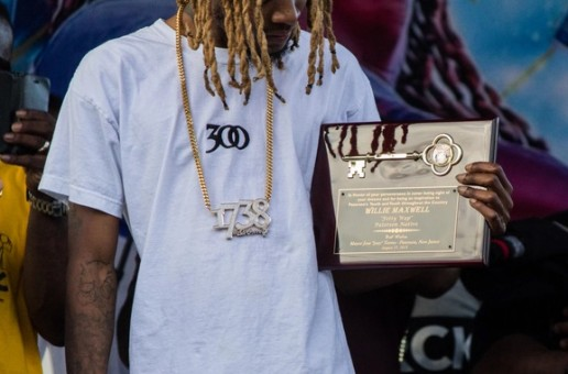 Fetty Wap Earns The Keys To His City! (Video)