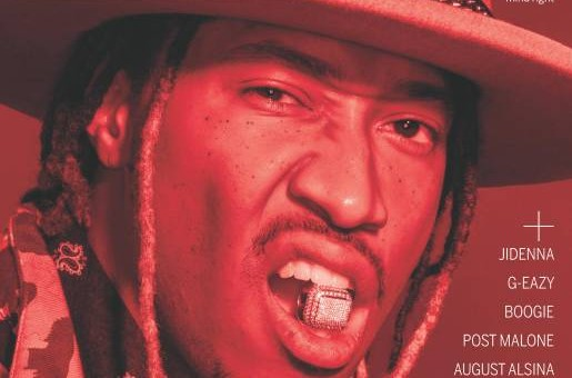 Future Covers The Latest Issue Of XXL Magazine!