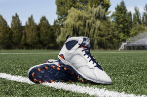 Flying On The Field: Jordan Brand Introduces The Air Jordan 7 Cleats (Photos)