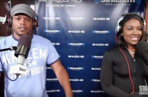 Lee Mazin – Sway In The Morning Interview & Freestyle (Video)