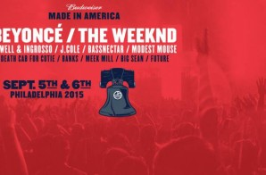Made In America Festival 2015 (Live Stream)