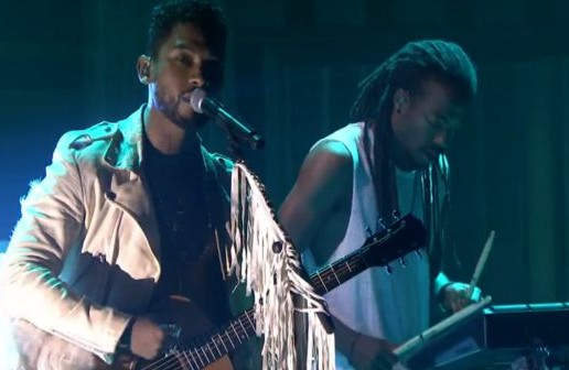 """Miguel Performs """"Simplethings"""" Live On Fallon! (Video)"""