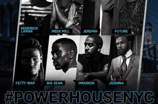NYC's Power 105 Reveals Lineup For Powerhouse 2015 Concert!