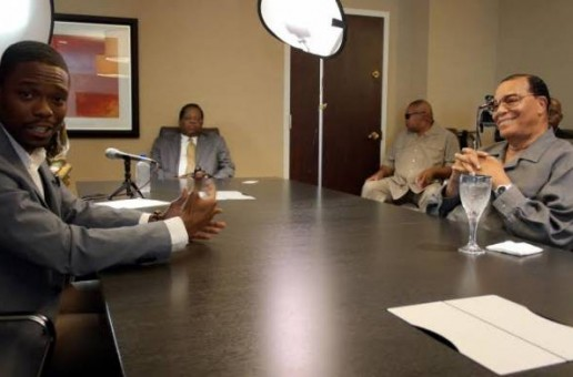 The Honorable Minister Louis Farrakhan Talks Issues That Directly Effect The Black Community With HHS1987 (Video)