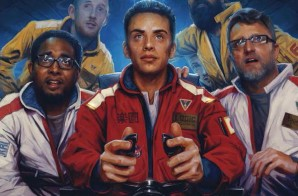 "Logic Unveils The Official Cover To His Upcoming Sophomore Project ""The Incredible True Story"""