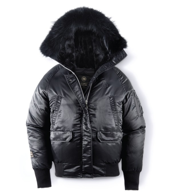 OVO x Canada Goose Preview Winter 2015 Limited Edition Collection ...