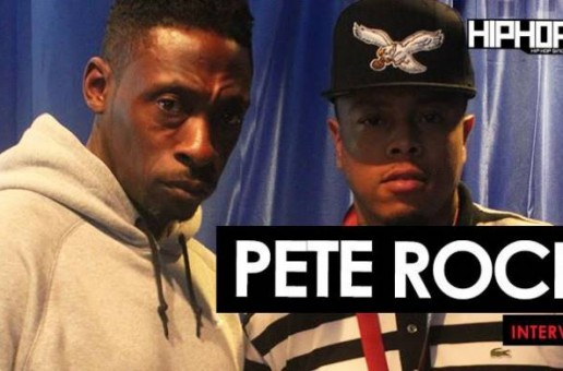 Pete Rock Talks Working With Dr. Dre & Smoke DZA, Performing With De La Soul, The New York Giants, Mets & Knicks & More (Video)