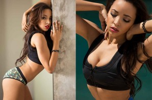 Tinashe Poses For Playboy (Video)