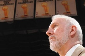 New Sheriff in Town: Gregg Popovich Will Succeed Coach K As USA Men's Basketball Head Coach In 2017