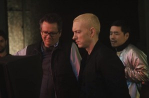Eminem – Phenomenal (BTS) (Video)