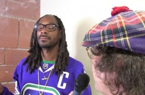 Snoop Dogg Chops It Up Nardwuar (Video)