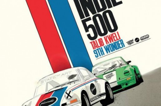 Talib Kweli & 9th Wonder – Indie 500 (Album Cover & Tracklist)