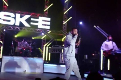 "The Game Disses Young Thug While Performing ""Hate It Or Love It"" (Video)"