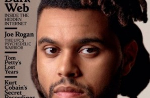 The Weeknd Covers Rolling Stone!