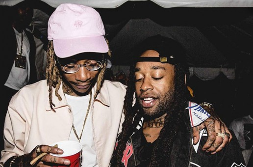 Ty Dolla $ign – Sitting Pretty Ft. Wiz Khalifa
