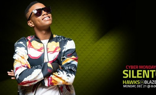 Get Ready To Whip & Nae Nae With The Hawks: Hawks & Silento Collaborate on 24-Hour Cyber Monday Deal Available to Public Now