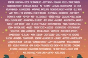 Firefly Festival Music Festival Announces 2016 Lineup, Includes A$AP Rocky, Fetty Wap, Disclosure, & More