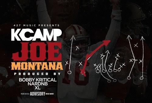 K Camp – Joe Montana (Prod. by Bobby Kritical, Nard & B & XL)