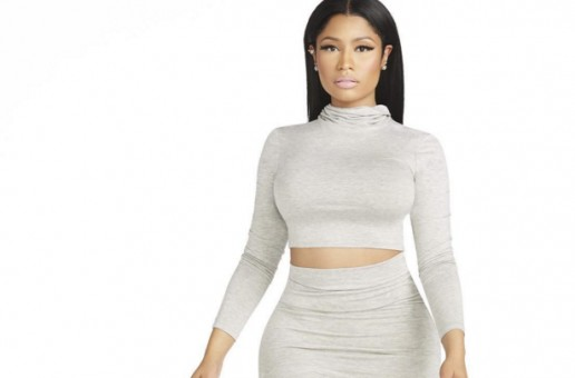 Nicki Minaj Debuts New K-Mart Collection (Photos)
