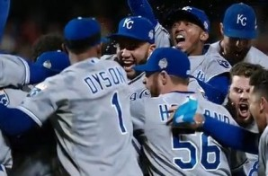 The Kansas City Royals Have Won The 2015 World Series; Defeating the New York Mets (7-2) in Game 5
