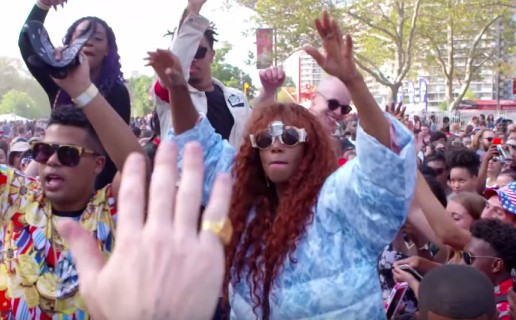 Santigold – Who Be Loving Me Ft. iLoveMakonnen (Video)