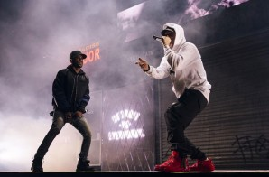 Big Sean Brings Out Eminem, Lil Wayne & More At Homecoming Concert!