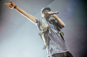 Big Sean Debuts Future Collaboration At L.A. Show