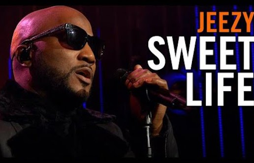 "Jeezy Performs ""Sweet Life"" Live On James Corden (Video)"
