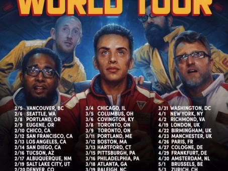 Logic Announces 'The Incredible True Story World Tour'!