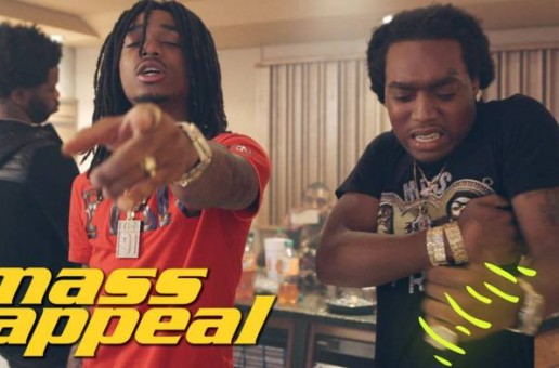 Migos – Bitch Dab (In-Studio Video)